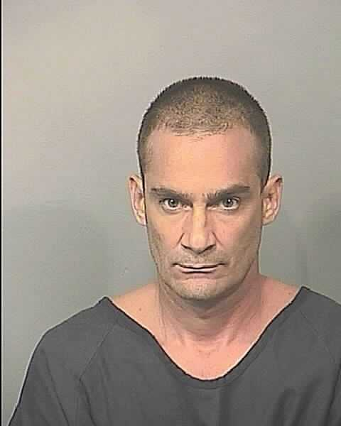Frank Anthony Toscano, 43, CocoaCharges: Possession of cannabis over 20 grams, possession of cannabis with intent to sale