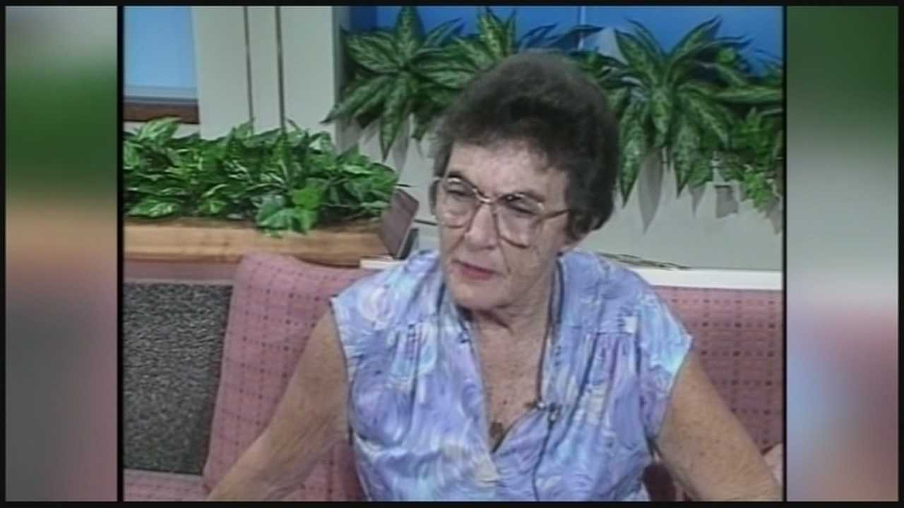 A woman who won the Florida Lottery 25 years ago used her winnings to make a difference, and though she's gone, her legacy lives on.
