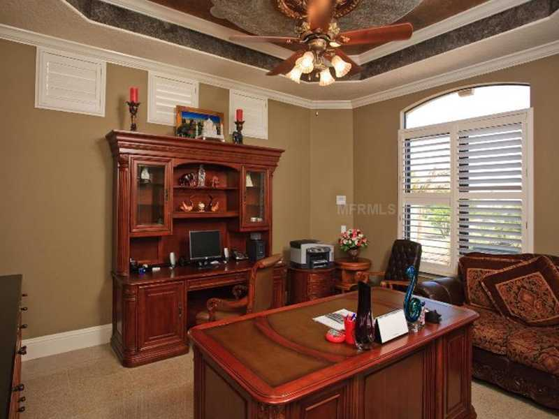 Home office for your convenience.