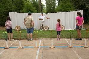 If you are looking for something outside the box to do while visiting the Walt Disney World Resort, try your hand at an archery lesson.