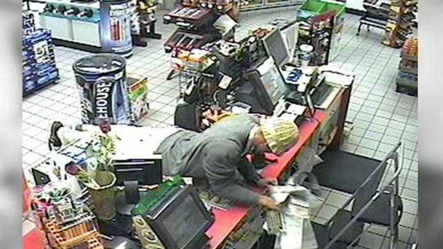 Deputies in Brevard County are investigating a theft involving lottery tickets.
