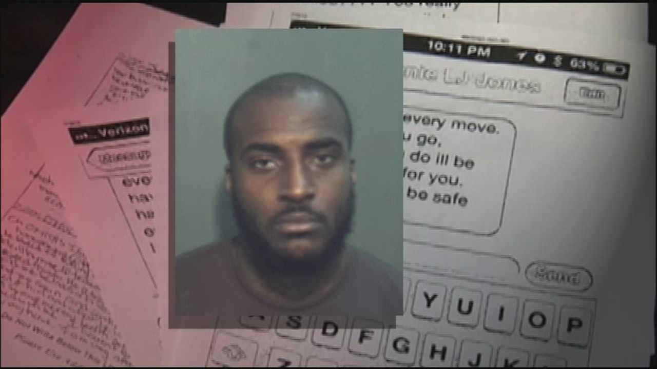 Police: Orlando woman stalked by ex-boyfriend from jail