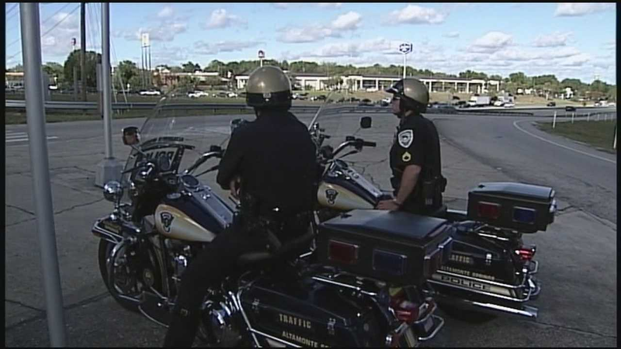 Altamonte Springs police have been named No. 1 statewide for reducing crashes.