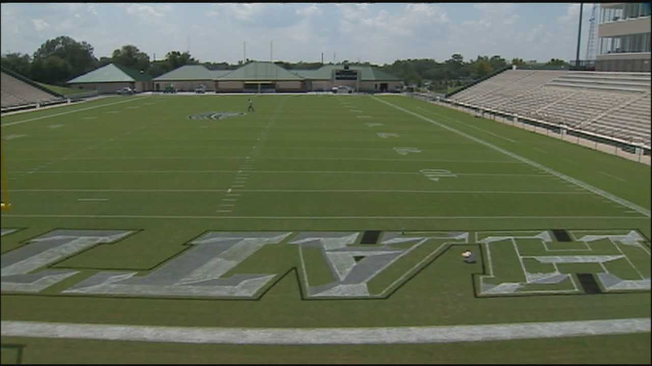 The first football game in more than 50 years at Stetson University is a sellout.