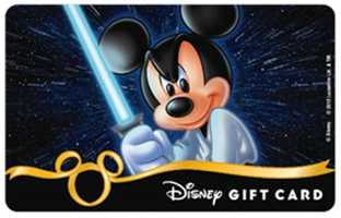 These Star Wards cards were previously only available inside the parks.