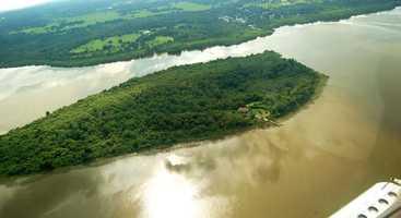 3. Bird Island, Lake Griffin: $250,000