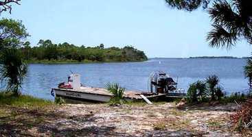 4. Clark Island, Suwannee River: $975,000