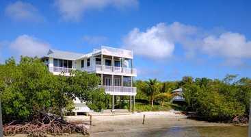 2. Crescent Island, San Carlos Bay: $1,950,000