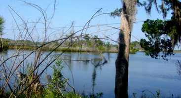 5. Crystal River Island, Greenleaf Bay: $549,000
