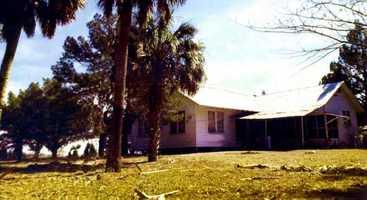 6. Dan May Island, Levy County: $1,500,000