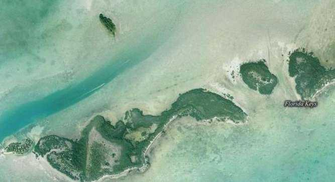 9. Hopkins Island, Florida Keys: $17,000,000