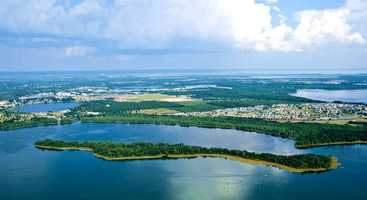 10. Long Island, Lake Harris in Orlando: Price Upon Request