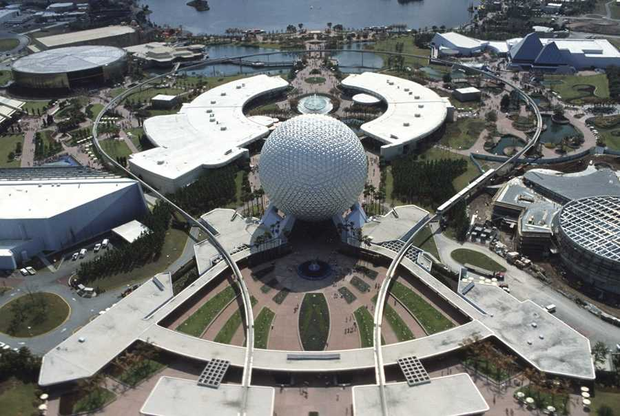 Epcot opened on Oct. 1, 1982.