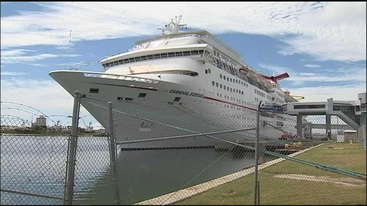 One of Port Canaveral's busiest cruise lines is working to reduce its pollution.