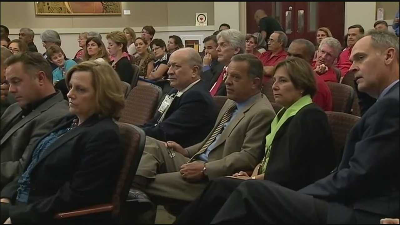 Orange County School District leaders are mulling a plan to build a high school in the west part of the county.