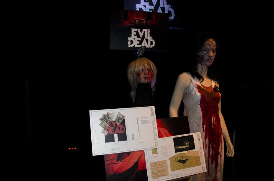 "The movie ""Evil Dead"" will come to life at Universal Orlando's Halloween Horror Nights 23."