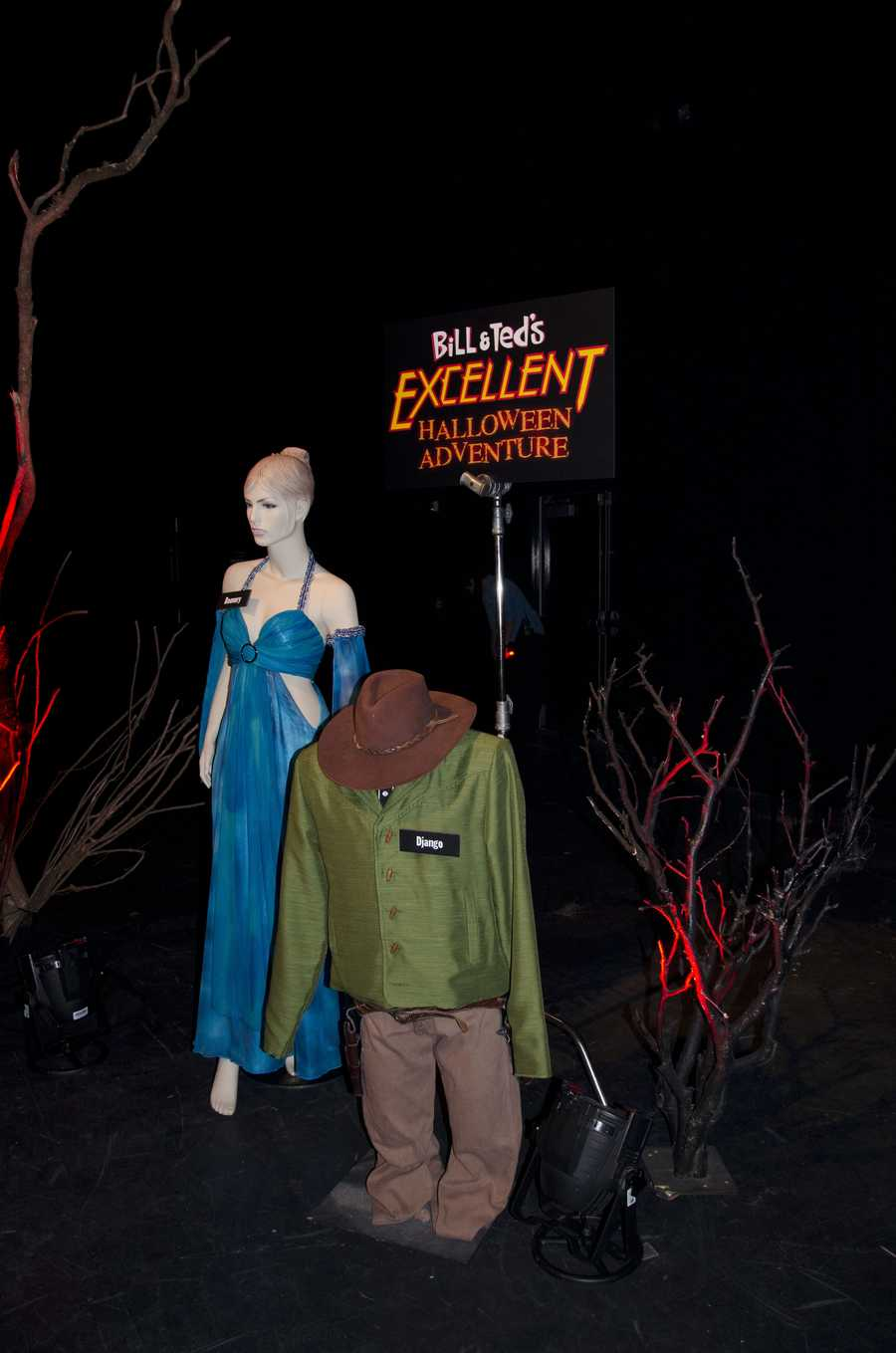"""Bill & Ted's Excellent Halloween Adventure"" returns to Halloween Horror Nights this year."