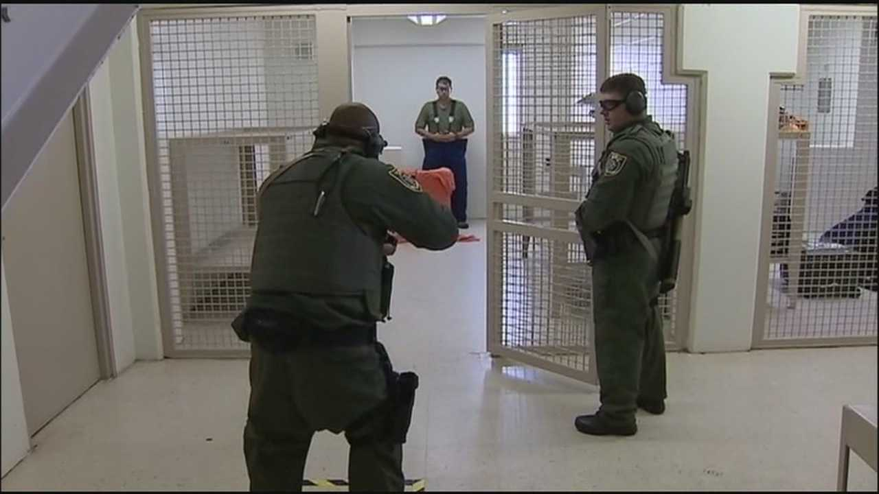 The Flagler County Jail is using new training, techniques and technology to take a fresh approach to old jail problems.