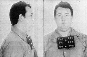 """After spending 32 years on death row, Larry Mann was executed in April 2013.  Mann was convicted of killing Elisa Vera Nelson as she rode her bike to school in 1980.  He took her to an orange grove, cut her throat and then beat her head with a pole with a concrete base. Mann then went home and tried to kill himself, telling the responding police officers he had """"done something stupid."""" Then-Gov. Bob Graham signed Mann's first death warrant in 1986, but appeals dragged out his case."""