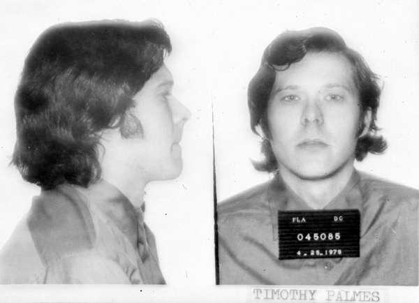 Timothy Palmes was 37 when we was executed in Nov. 1984.  Palmes was convicted in 1976 of the death of James Stone, who was stabbed 18 times and beaten with a hammer during the course of a robbery.