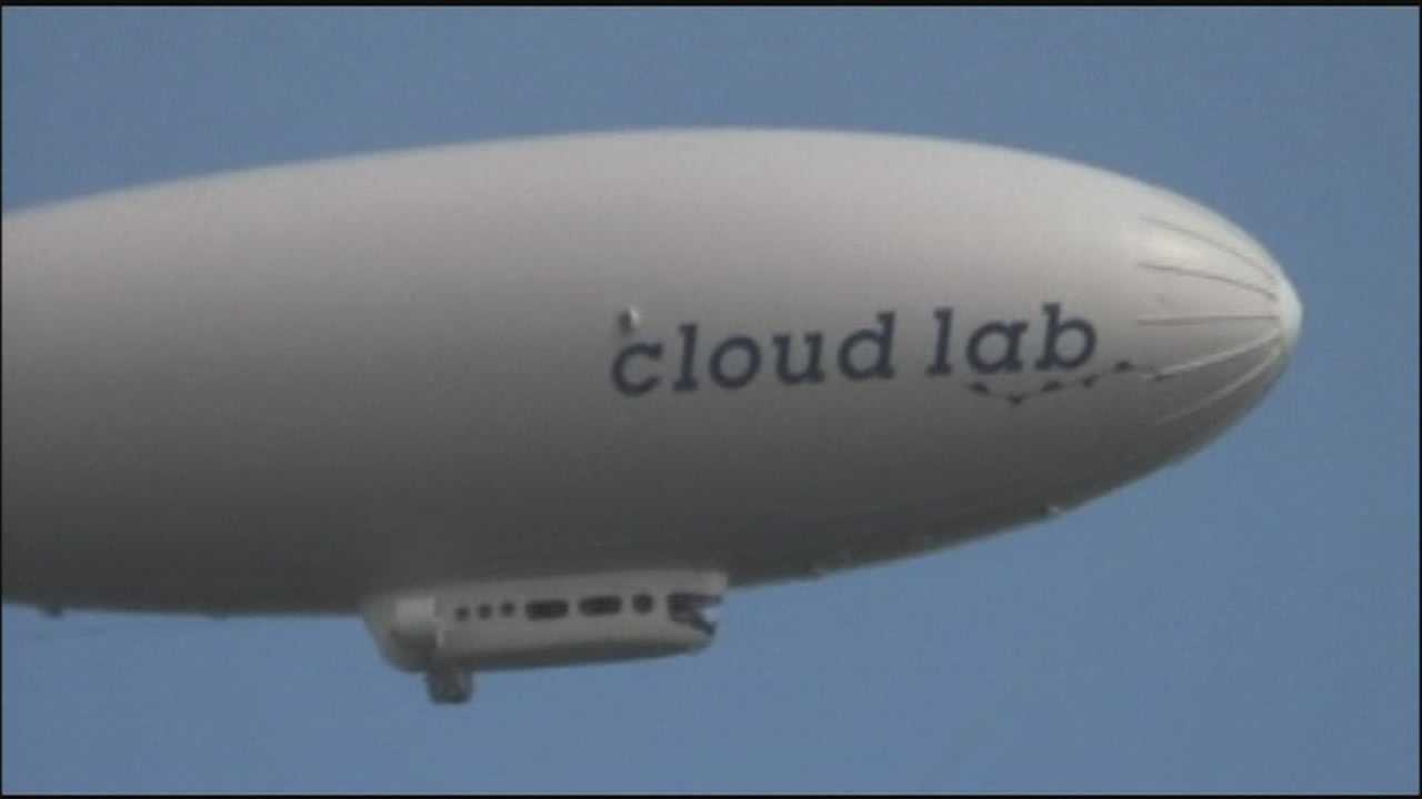The Cloud Lab is studying life in the clouds over Brevard County. A local microbiologist calls the discovery aeroplankton, and he wants to know if this is a way to look for life on other worlds as well.