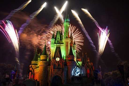 "6. Don't miss ""Happy HalloWishes"" fireworks - It takes place at 9:30 p.m."