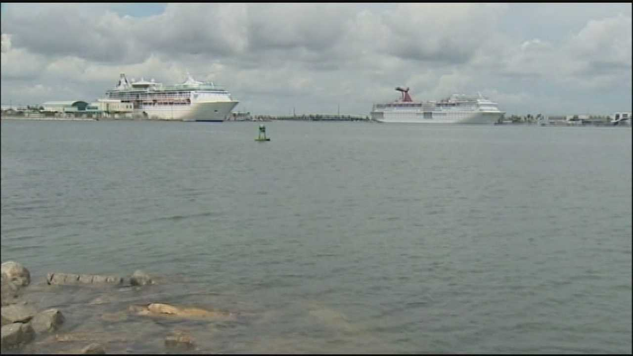 A wider, deeper cruise terminal will be added to Port Canaveral.
