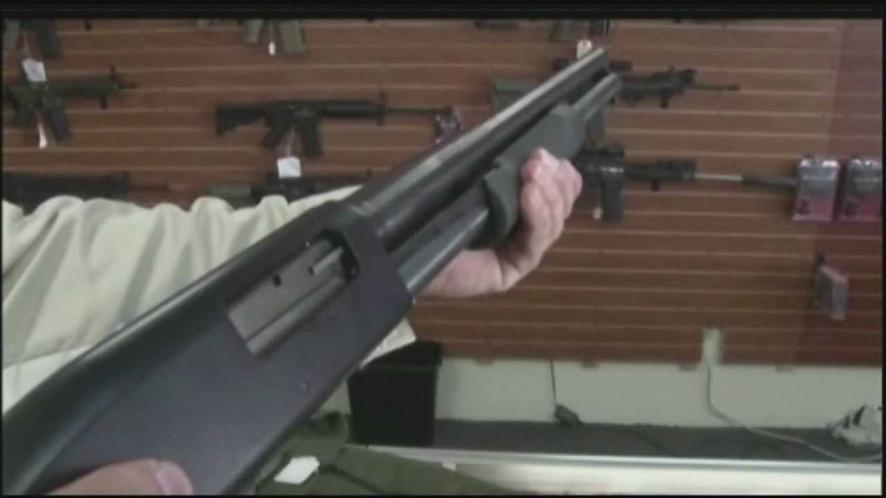 Group looks to arm locals with shotguns