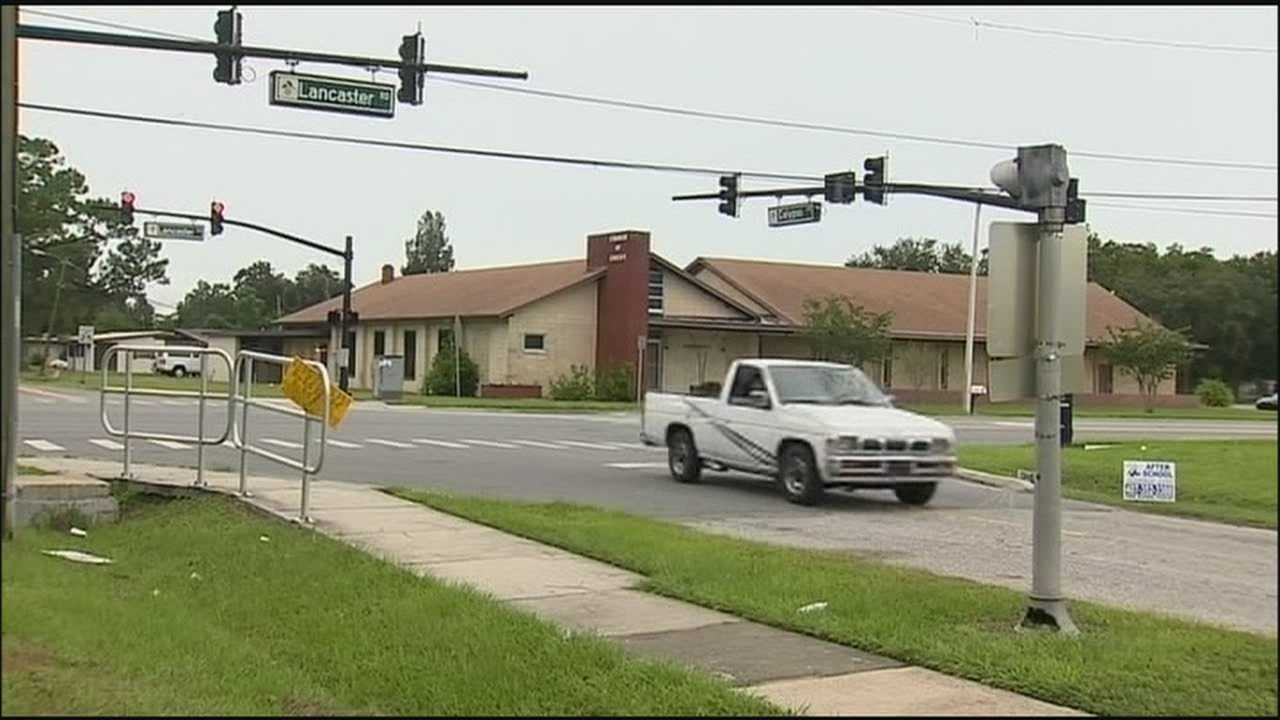 A Walker Middle school student was robbed while walking to school Wednesday morning.  The suspect was armed when he robbed the student at the intersection of Lancaster and Calypso.