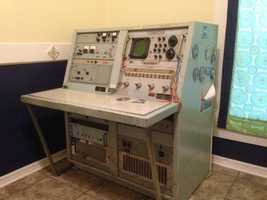 Gemini launch console: valued at $5,000-$10,000.