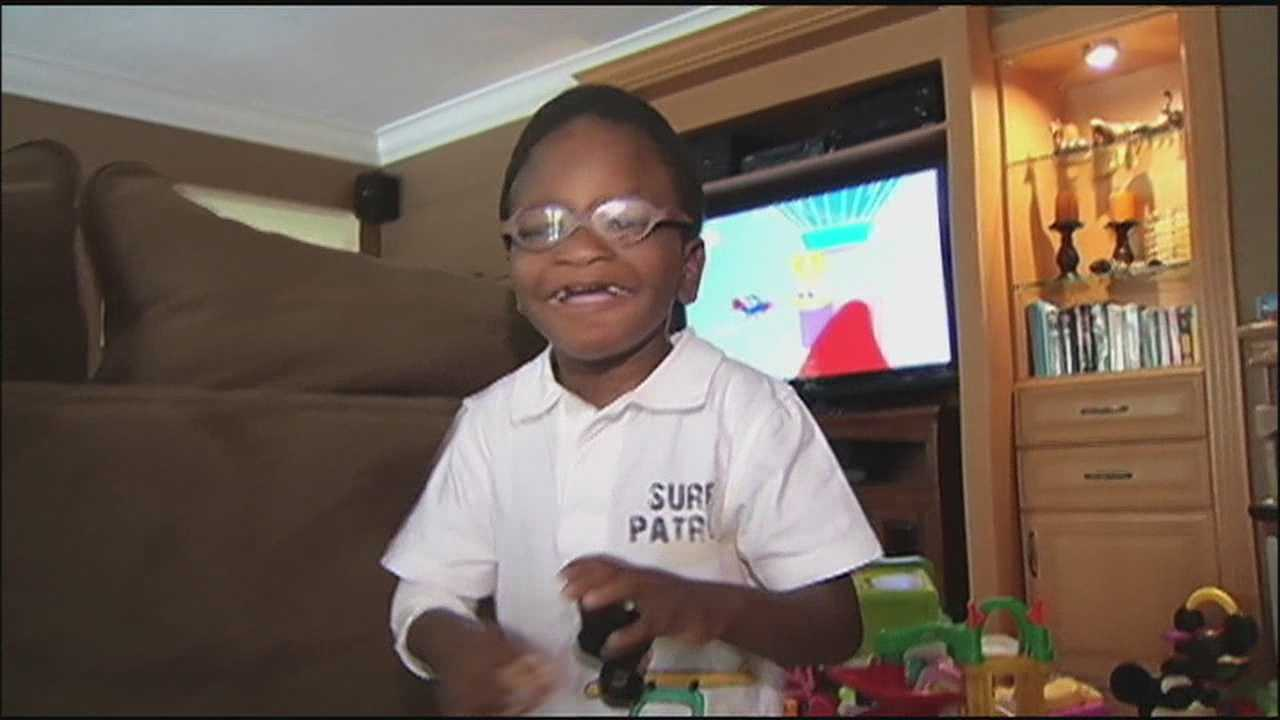 5-year-old Jacob needs Forever Family