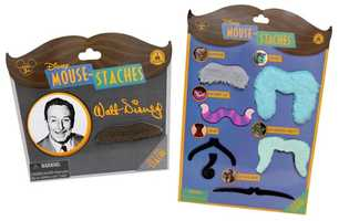 Want to look like your favorite mustached Disney character? New Mouse-staches will allow you to do just that.