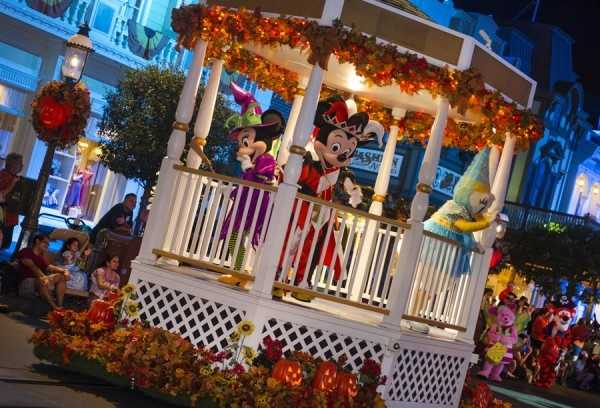 If you attend Mickey's Not-So-Scary Halloween party this year, you don't want to miss the Boo-To-You parade down Main Street U.S.A.