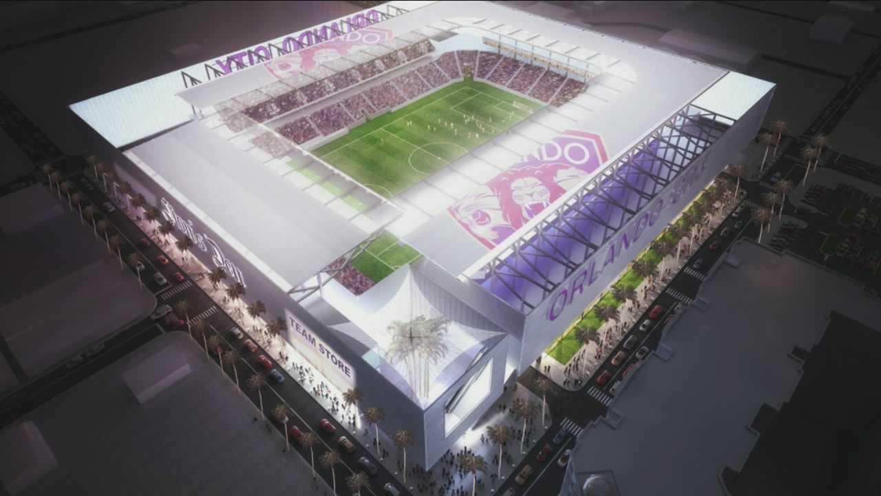 Locals who oppose soccer stadium speak out