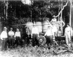 1920: Still captured in St. Johns County.