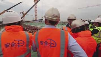 According to the Chairman of Walt Disney Parks and Resorts Tom Staggs, the resort will open in late 2015.