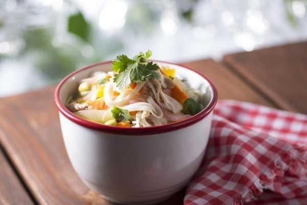 Glass noodle salad
