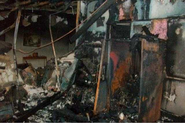A Palm Bay family escaped a fire, and authorities said it is all thanks to working smoke alarms.