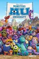 Monsters University- Released in 2013