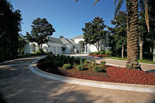 Built in 2003, the mansion sprawls over 5,372 sq. ft.