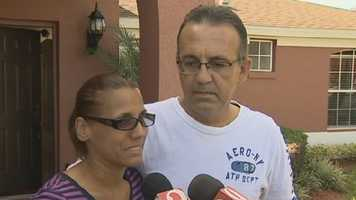 Oct. 28 - Authorities suspend the search to go over notes and look for new leads. Suarez's family says they are frustrated with the search effort and lack of communication from the Volusia County Sheriff's Office.
