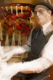 Have you heard the haunting tunes of Dearly Departed Stan the piano player?