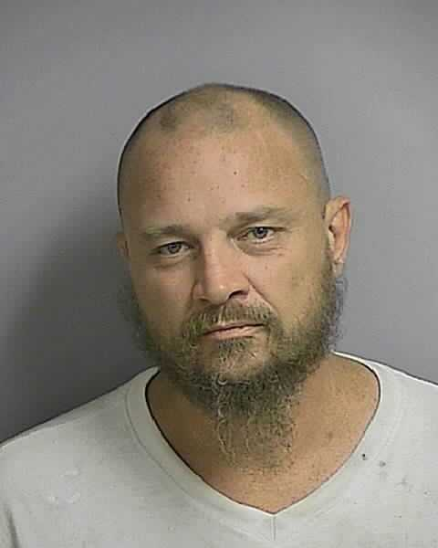 BUTCHER, MARK -  OUT OF COUNTY (FL) WARRANT