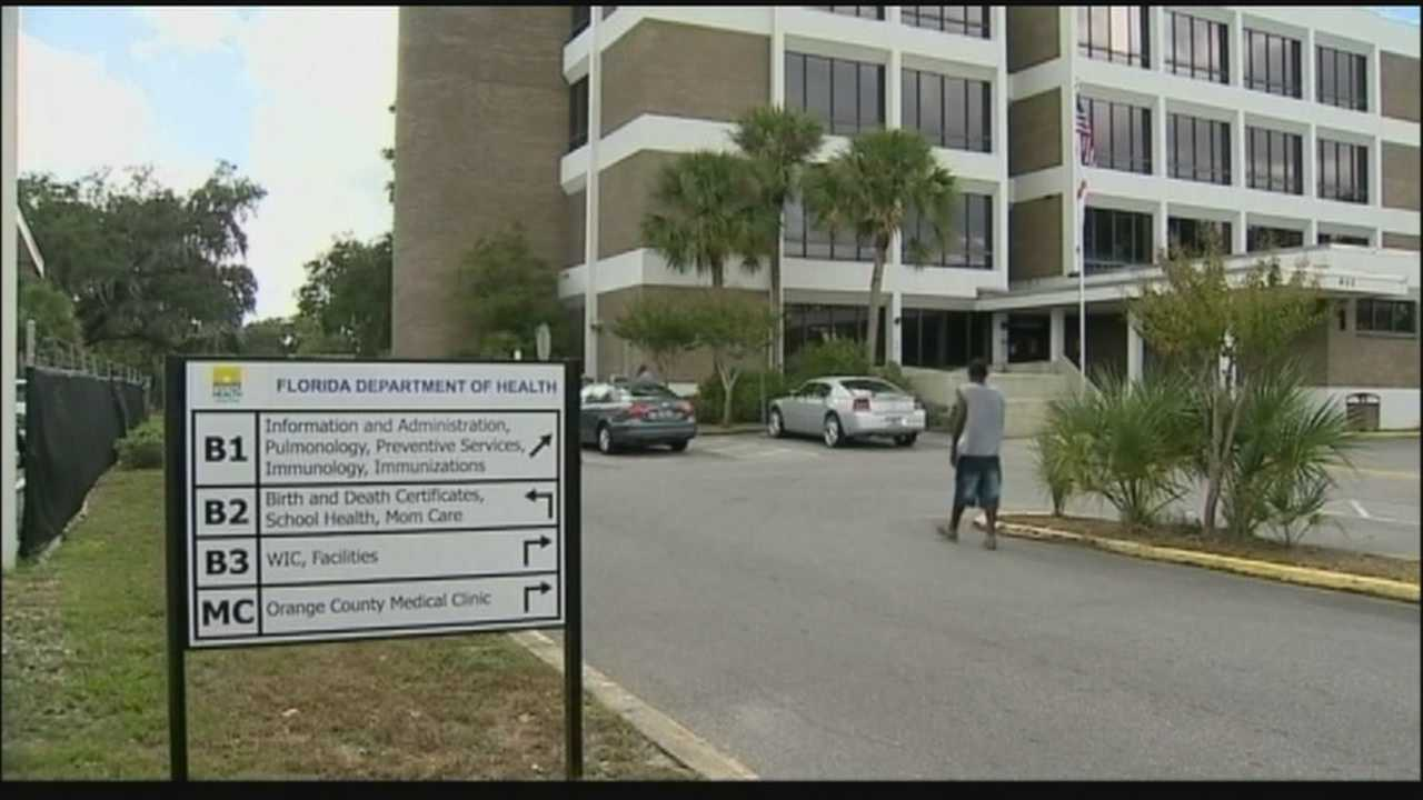 The Florida Department of Health in Orange County is warning patients of a security breach.