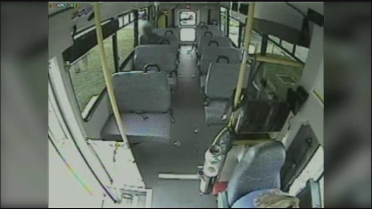 Managers at Space Coast Area Transit are investigating how a special-needs passenger was left on a bus at the end of a driver's shift.