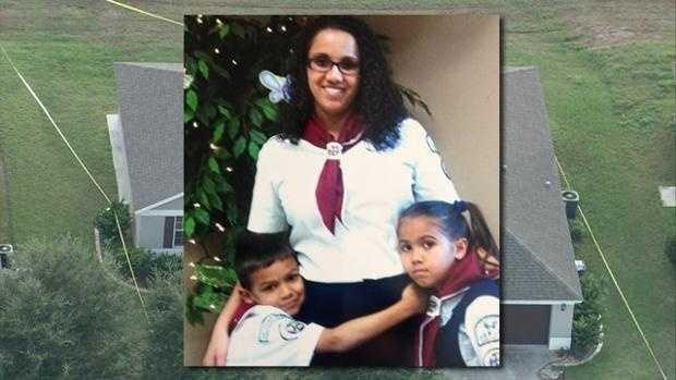 Yessenia Suarez and children.jpg