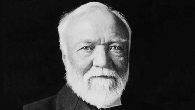 OTD November 25 - Andrew Carnegie