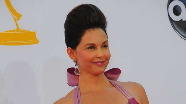 Ashley Judd: Dec. 4 - Dec. 5This is Judd's first year as a narrator.