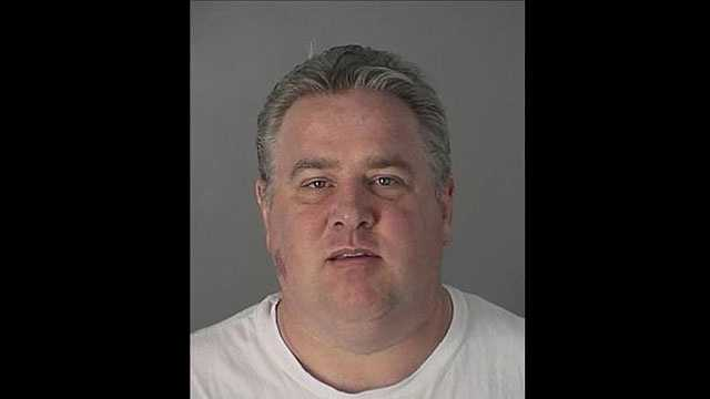 Charles Barry is accused of impersonating a federal agent so he could get a discount on doughnuts.