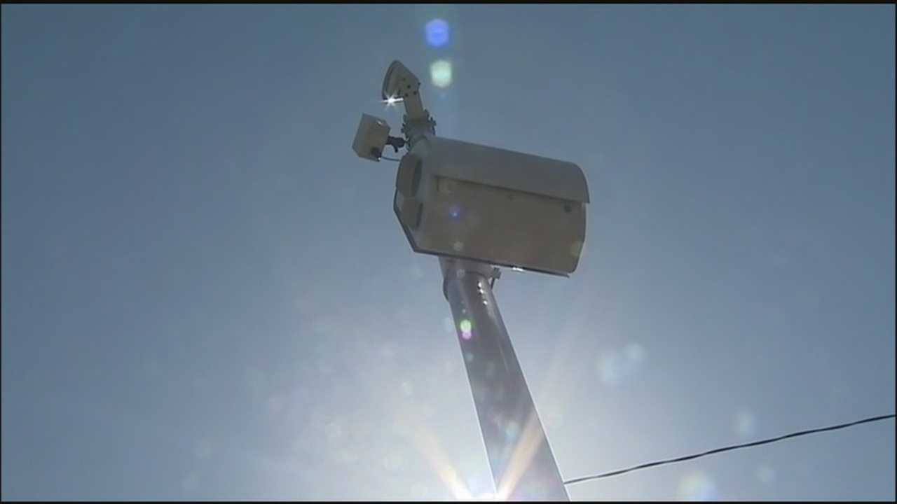 New red light cameras to be installed